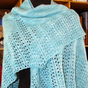 Atoll Shawl