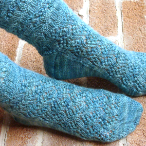 Irish Shoal Socks
