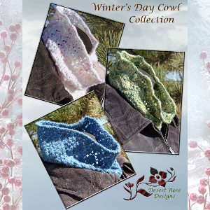 The Winter&#8217;s Day Cowl Collection